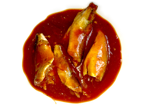 Mackerel in tomato sauce|Canned Fish|