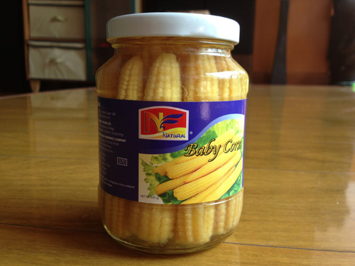 Canned baby corn|Canned Vegetables|