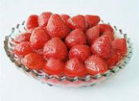 canned strwberry|Canned Fruits|