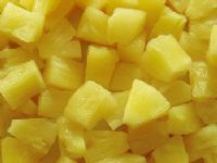 Canned pineapple cuts|Canned Fruits|