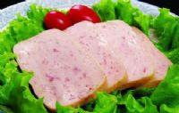 canned pork luncheon meat|Canned meat|