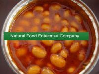 beans in tomato sauce|Canned Vegetables|