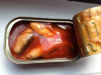 Sardine in tomato sauce|Canned Fish|